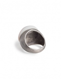 Carol Christian Poell Silver Eye Ring