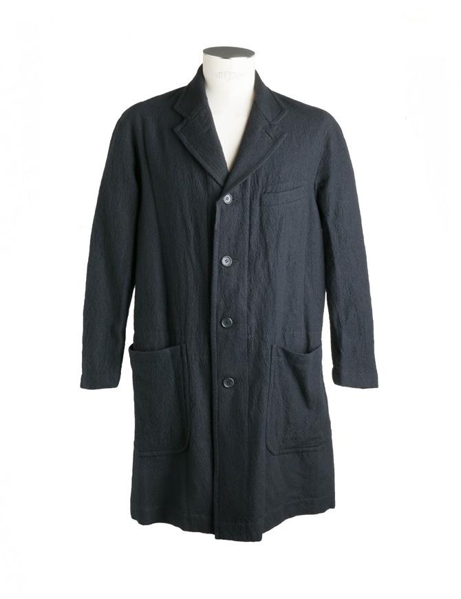 Sage de Cret dark grey coat 31-80-9352 mens coats online shopping
