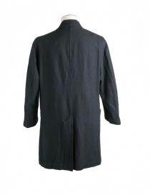 Cappotto Sage de Cret grigio scuro
