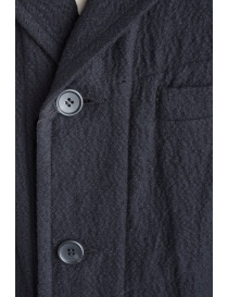 Cappotto Sage de Cret grigio scuro prezzo