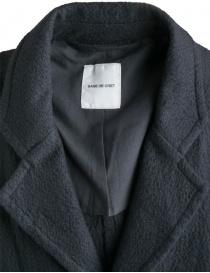 Sage de Cret dark grey coat mens coats buy online