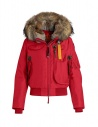 Parajumpers Gobi scarlet red bomber buy online PW JCK MA31 GOBI WOMAN