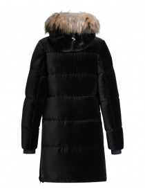 Parajumpers Sindy Limited Edition black velvet coat price
