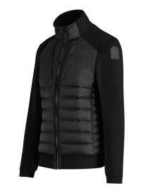 Parajumpers Shiki black sweatshirt jacket