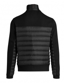 Parajumpers Shiki black sweatshirt jacket price