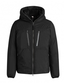 Parajumpers Kara black hooded down jacket online