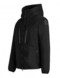 Parajumpers Kara black hooded down jacket