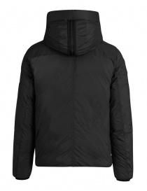 Parajumpers Kara black hooded down jacket price
