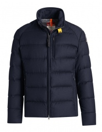Parajumpers Jeff blue navy jacket online