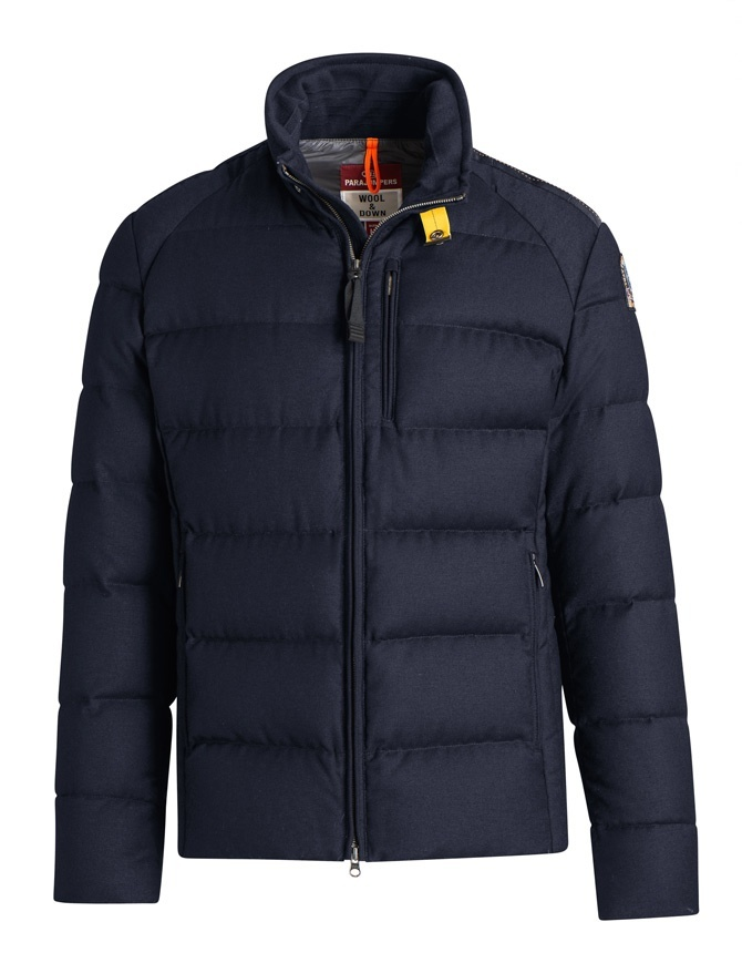 Parajumpers Jeff blue navy jacket PM JCK WD01 JEFF 562 mens jackets online shopping