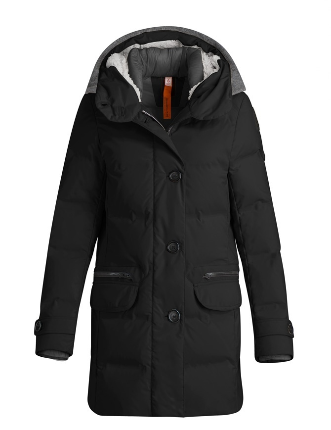 Parajumpers Sumi black jacket PW JCK KG42 SUMI 541 womens jackets online shopping