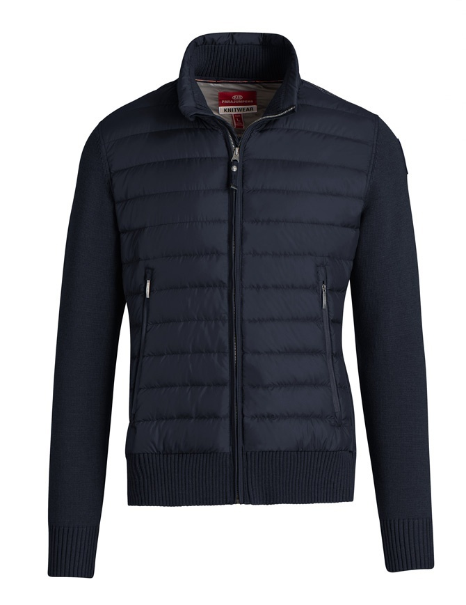 Parajumpers Takuji dark blue jacket PM KNI KN01 TAKUJI 560 mens jackets online shopping