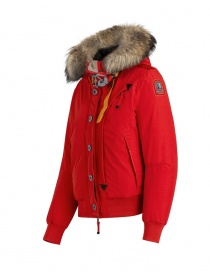Parajumpers Tribe red bomber with hood