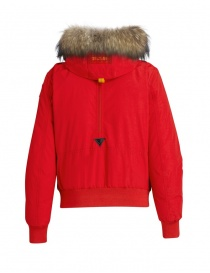 Parajumpers Tribe red bomber with hood price