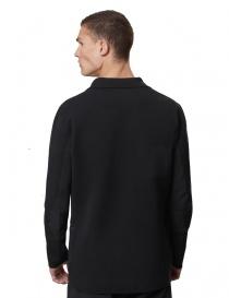 Giacca Ze-K102 Napapijri Ze-Knit nera acquista online
