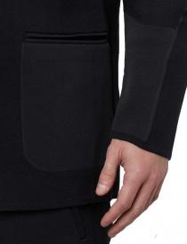 Ze-Knit by Napapijri black blazer Ze-K102 price
