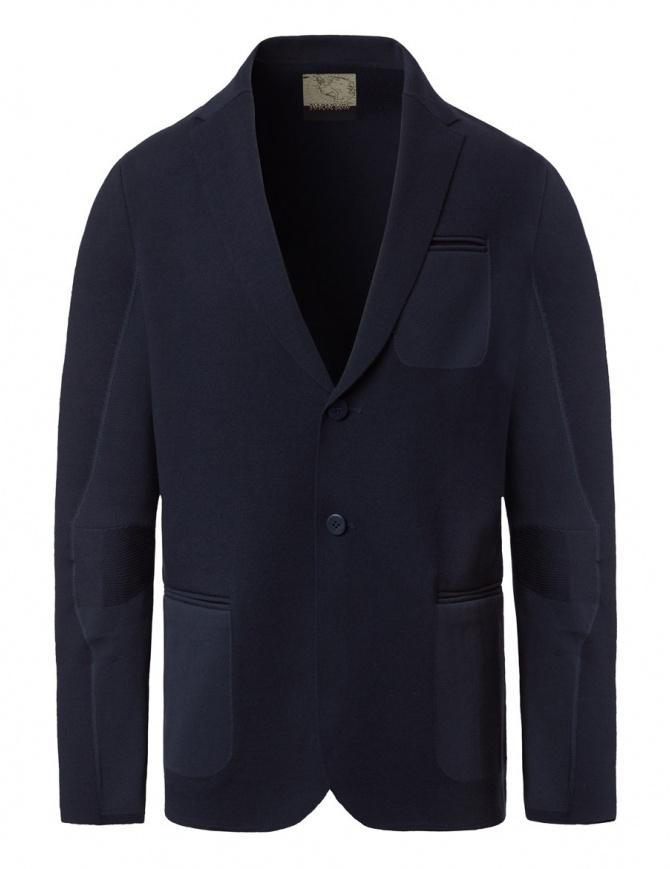 Giacca Ze-K102 Napapijri Ze-Knit blu N0YHW1176-ZE-K102 BLU MAR giacche uomo online shopping