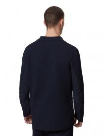Giacca Ze-K102 Napapijri Ze-Knit blu acquista online