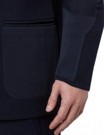Giacca Ze-K102 Napapijri Ze-Knit blu prezzo