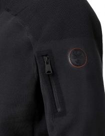 Ze-Knit Napapijri Rainforest Ze-K103 black hooded sweatshirt price