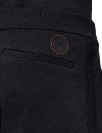 Ze-Knit by Napapijri black sweatpants Ze-K107 price
