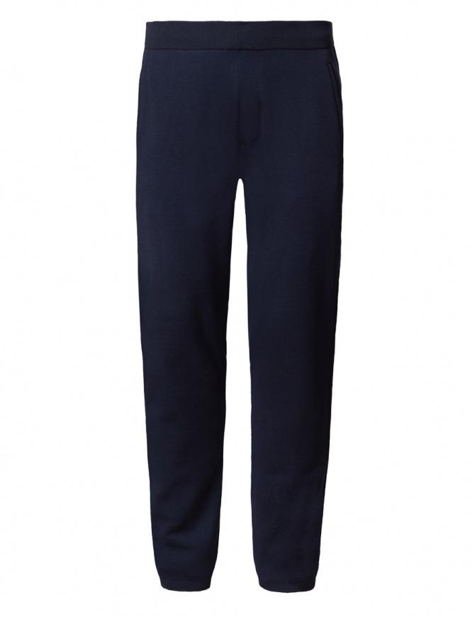 Pantaloni della tuta Ze-K107 Ze-Knit by Napapijri blu N0YHW9176-ZE-K107 BLU MAR pantaloni uomo online shopping
