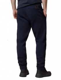 Ze-Knit by Napapijri blue sweatpants Ze-K107 buy online
