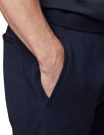 Ze-Knit by Napapijri blue sweatpants Ze-K107 price