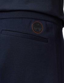 Pantaloni della tuta Ze-K107 Ze-Knit by Napapijri blu pantaloni uomo acquista online