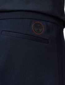 Ze-Knit by Napapijri blue sweatpants Ze-K107 mens trousers buy online