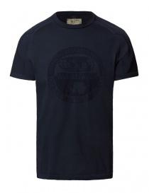 T shirt uomo online: T-shirt Ze-K109 blu Ze-Knit by Napapijri