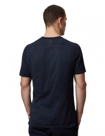 Ze-Knit by Napapijri blue T-shirt Ze-K109 price