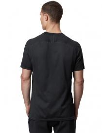 Ze-Knit by Napapijri black T-shirt Ze-K109 mens t shirts buy online