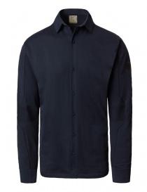 Camicia a maniche lunghe Ze-K110 Ze-Knit by Napapijri blu online