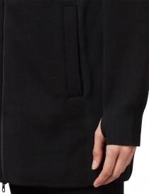 Ze-Knit by Napapijri Ze-K201 black long jacket price