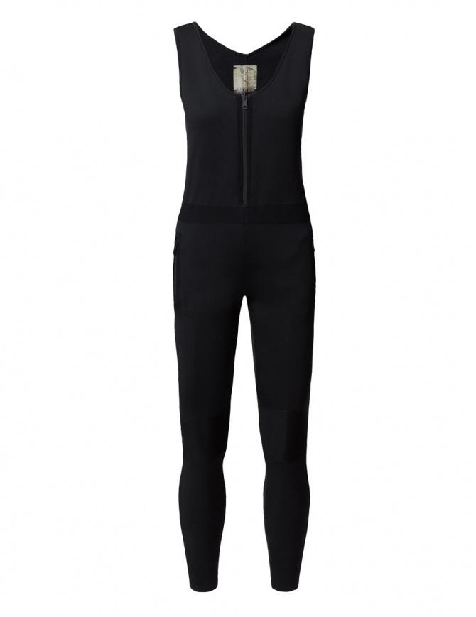 Tuta smanicata K-203 Ze-Knit by Napapijri nera N0YI2G041-ZE-K203-BLACK pantaloni donna online shopping