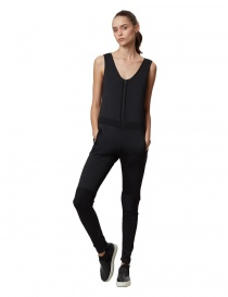 Ze-Knit by Napapijri black sleeveless jumpsuit K-203