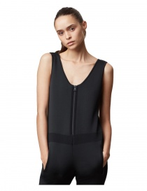 Tuta smanicata K-203 Ze-Knit by Napapijri nera pantaloni donna acquista online