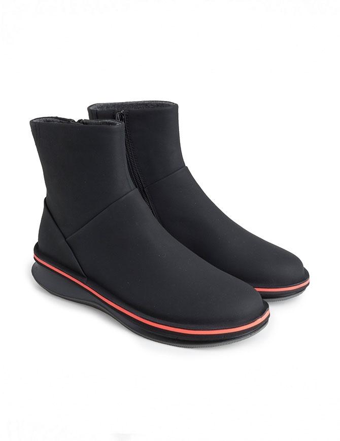 Stivaletto Camper Rolling nero con suola Michelin K400334-001 MUGELLO calzature donna online shopping
