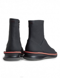 Rolling Camper black ankle boot with Michelin sole price