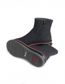 Rolling Camper black ankle boot with Michelin sole womens shoes price