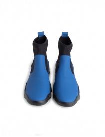 Sneaker alta Dub Camper nera e blu elettrico calzature donna acquista online