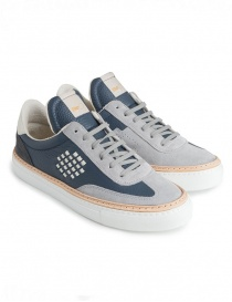 Men's BePositive grey and navy blue shoes 8FARIA14/LES ROXY NVY NAVY order online