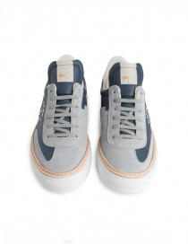 Men's BePositive grey and navy blue shoes mens shoes price