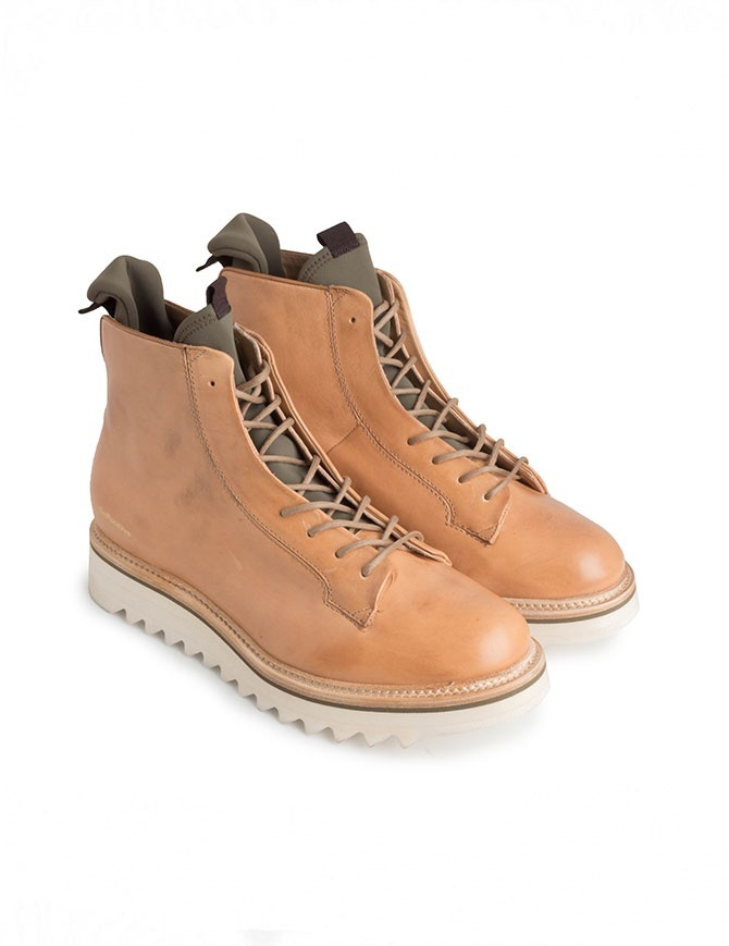 BePositive Master MD natural leather boots 8FMOLA01/LEA/NAT-MASTER MD mens shoes online shopping