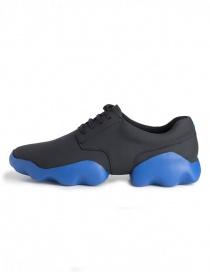 Scarpa Camper Dub nera e blu acquista online