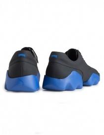 Scarpa Camper Dub nera e blu prezzo