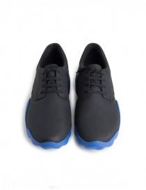 Scarpa Camper Dub nera e blu calzature uomo acquista online