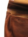 Light brown leather Il Bisonte briefcase D0284 price