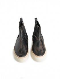 Sneakers Bepositive Track03 slip on alte nere effetto vintage calzature uomo acquista online